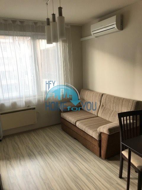 Отличная, небольшая двухкомнатная квартира в комплексе Перла, Бургас 3