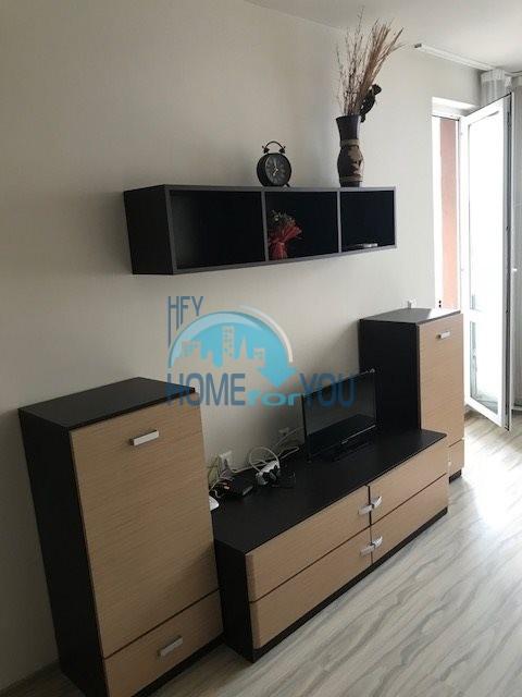 Отличная, небольшая двухкомнатная квартира в комплексе Перла, Бургас 4