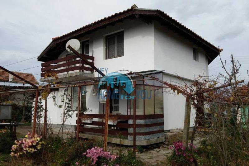 Отличный готовый дом в селе Трыстиково