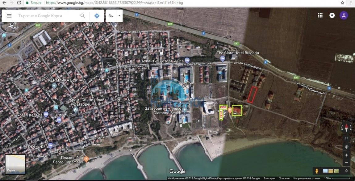 BAYVIEW apartments - новый жилой комплекс с великолепным видом на море в городе Бургас, квартал Сарафово 5