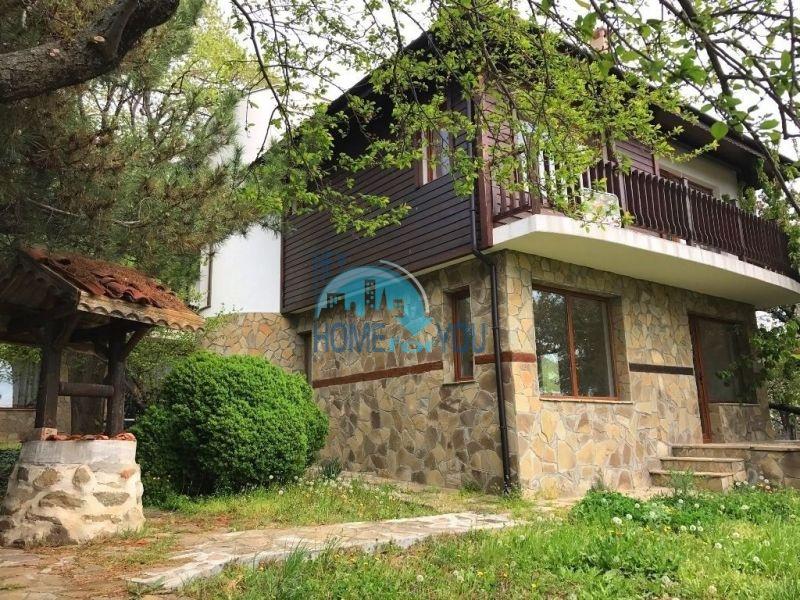 Просторный новый добротный дом в селе Горица