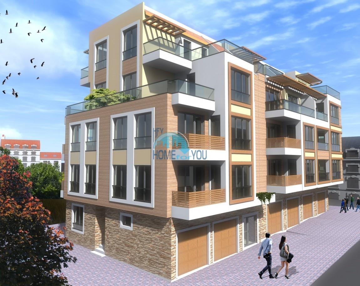 Современный жилой комплекс в новом престижном квартале Сарафово, город Бургас 4