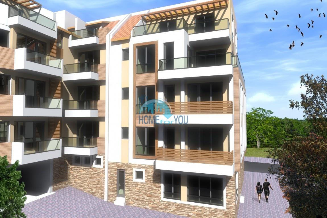 Современный жилой комплекс в новом престижном квартале Сарафово, город Бургас 5