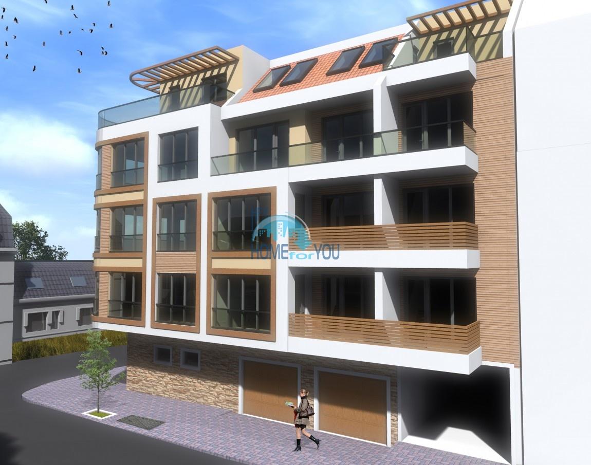 Современный жилой комплекс в новом престижном квартале Сарафово, город Бургас 6