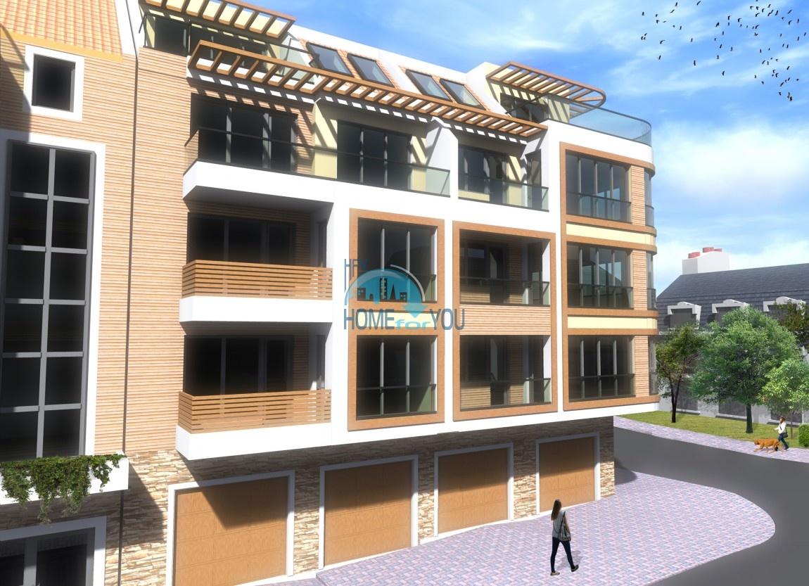 Современный жилой комплекс в новом престижном квартале Сарафово, город Бургас 7