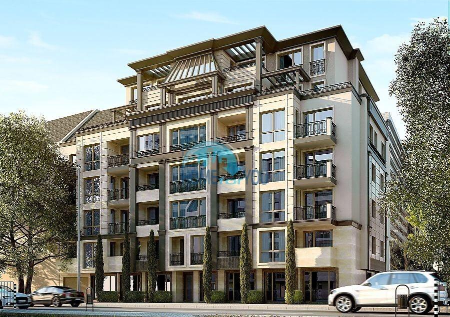 Новая трехкомнатная квартира в Бургасе - Лазур