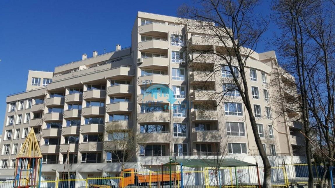 Готовые квартиры в городе Бургас квартал Лазур