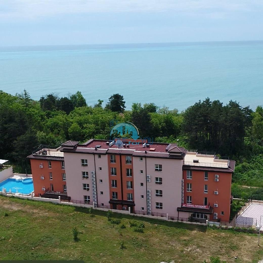 «Antique Palace /Антик Палас» - комфортабельные апартаменты с панорамой на море в уникальном городе Бяла