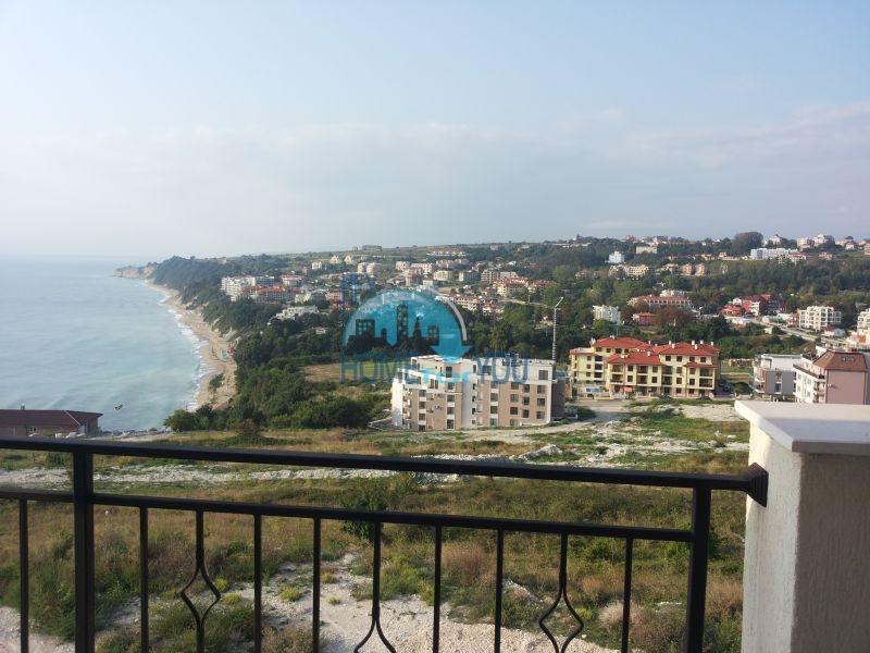 Двухкомнатная квартира с видом на море в городе Бяла - первая линия 10