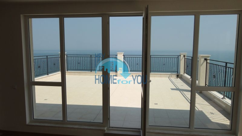 Двухкомнатная квартира с видом на море в городе Бяла - первая линия 11