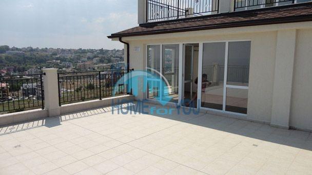 Двухкомнатная квартира с видом на море в городе Бяла - первая линия 14