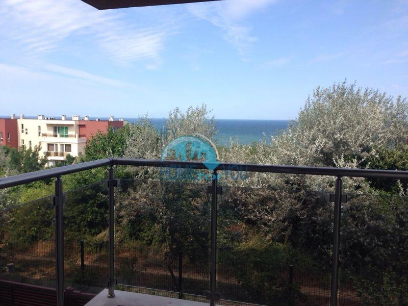 Двухкомнатная квартира у моря в курорте Бяла