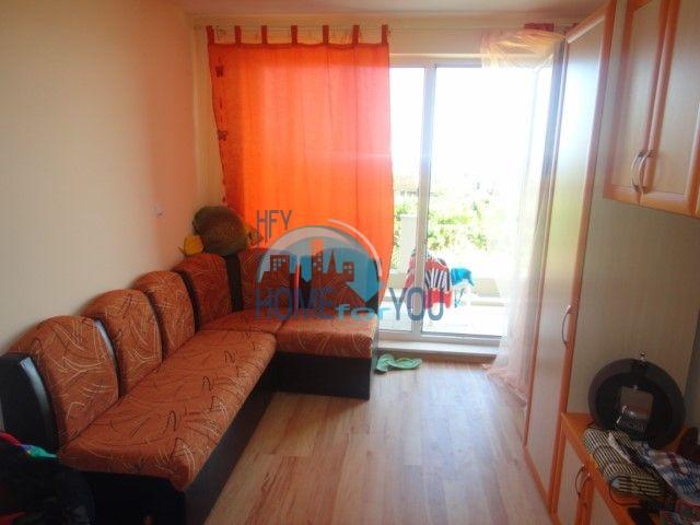 Двухкомнатная уютная квартира с мебелью в городе Бяла