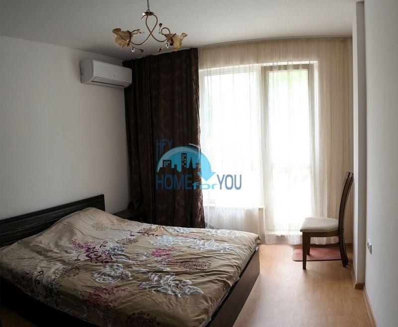 Меблированная просторная квартира на продажу в курорте Бяла 7