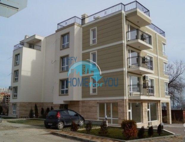 Новая двухкомнатная квартира с видом на море в курорте Бяла