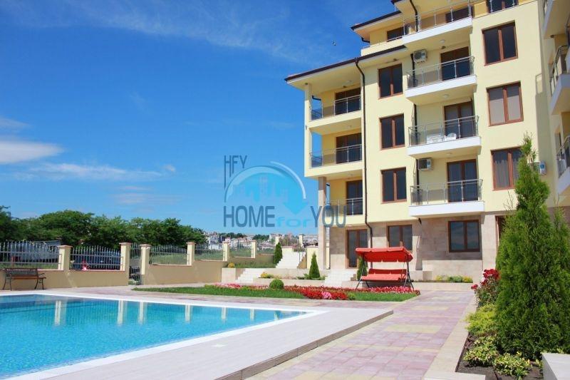 Новая двухкомнатная квартира в комплексе в городе Бяла 11
