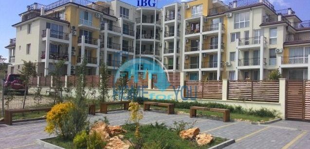 Новая двухкомнатная квартира в курорте Бяла