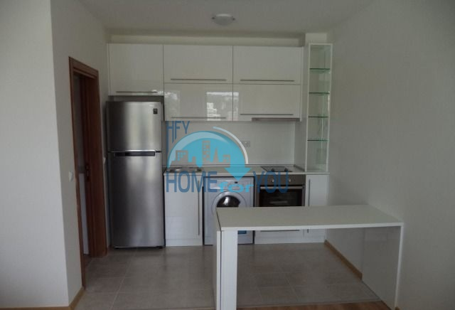 Новая двухкомнатная квартира в курорте Бяла 4