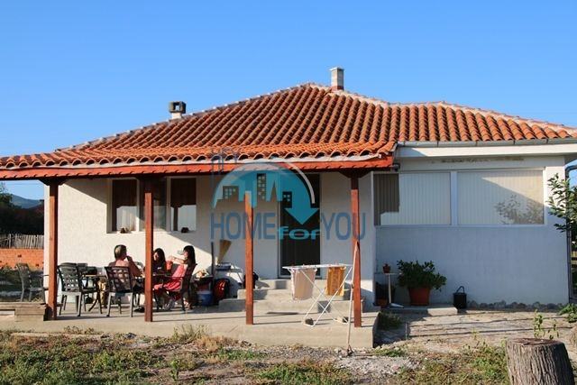 Частный одноэтажный дом в селе Оризаре область Бургас 22