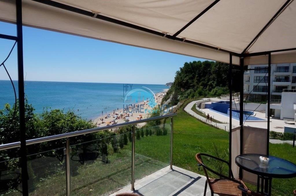 Трехкомнатная квартира с уникальной морской панорамой в городе Бяла 22