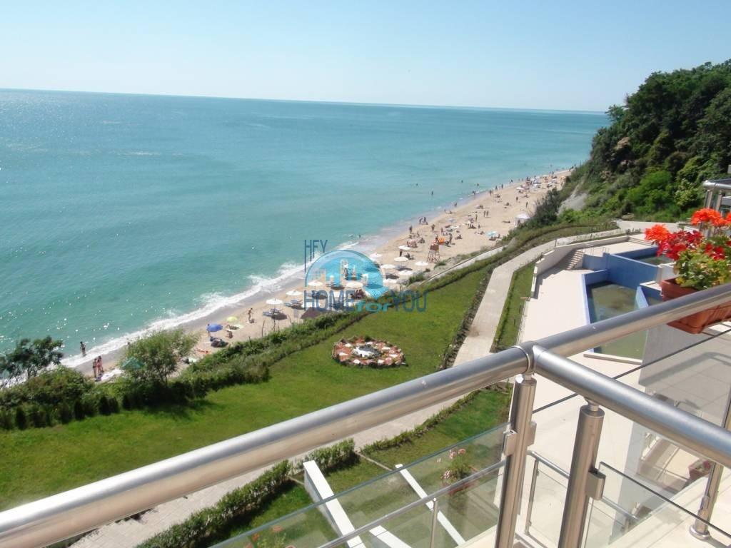 Трехкомнатная квартира с уникальной морской панорамой в городе Бяла 21