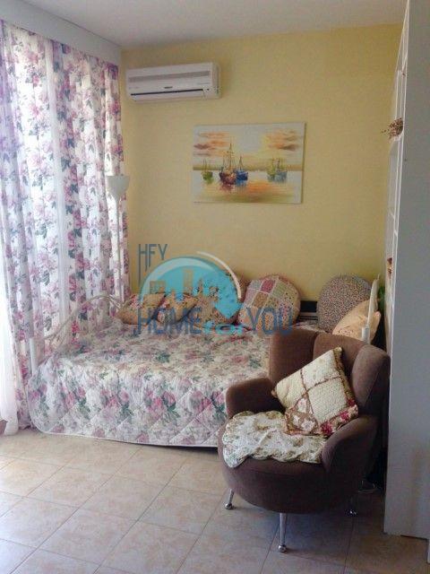 Продажа уютной студии у моря в курорте Бяла