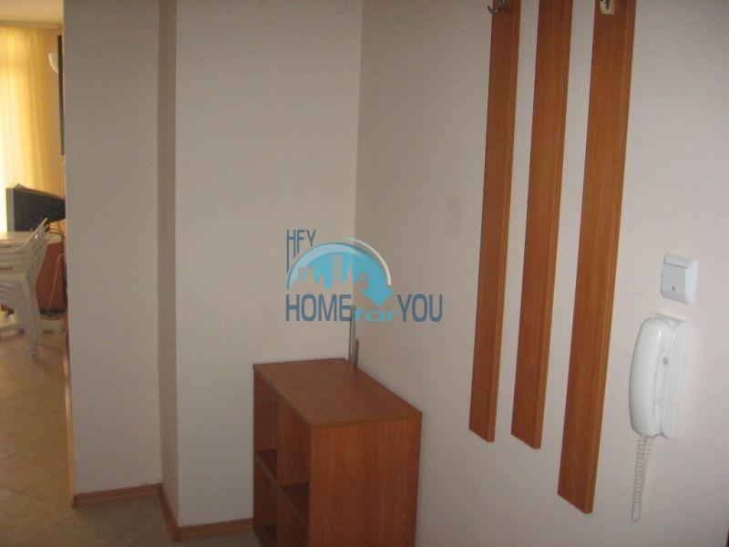 Продажа двухкомнатной квартиры на первой линии в курорте Царево 4