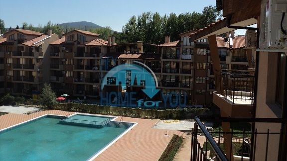 Продажа двухкомнатной квартиры на первой линии в курорте Царево 5