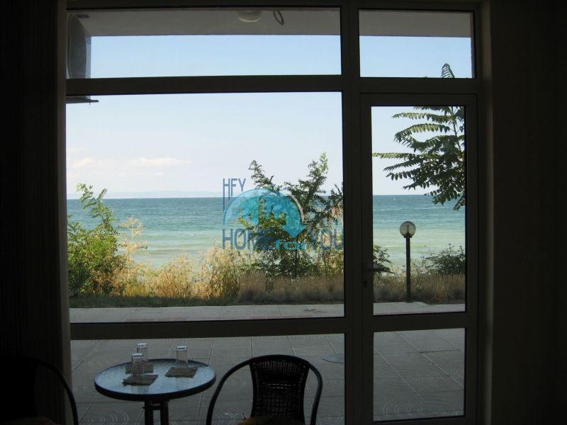 Большая меблированная студия у моря в курорте Черноморец 7