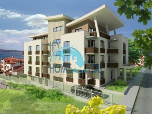 «Calypso/ Калипсо» - доступные цены на уютные апартаменты в уникальном и удобном комплексе, курорт Черноморец