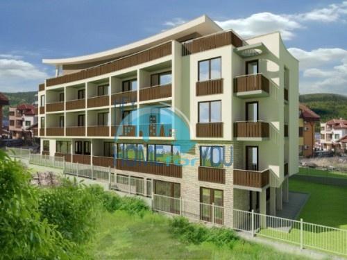 «Calypso/ Калипсо» - доступные цены на уютные апартаменты в уникальном и удобном комплексе, курорт Черноморец 3