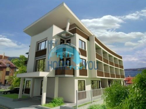 «Calypso/ Калипсо» - доступные цены на уютные апартаменты в уникальном и удобном комплексе, курорт Черноморец 4