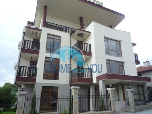 «Calypso/ Калипсо» - доступные цены на уютные апартаменты в уникальном и удобном комплексе, курорт Черноморец 5