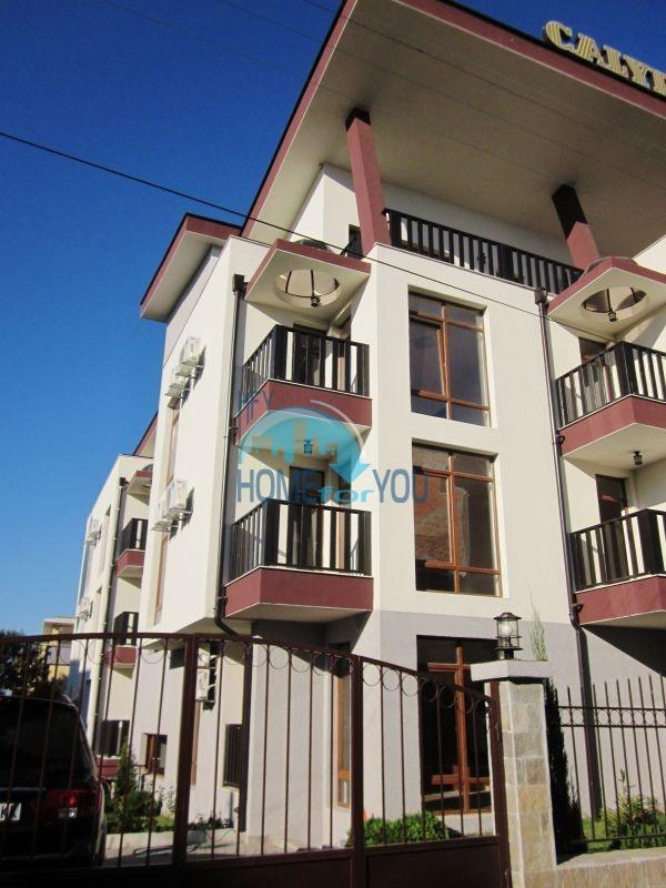 «Calypso/ Калипсо» - доступные цены на уютные апартаменты в уникальном и удобном комплексе, курорт Черноморец 7