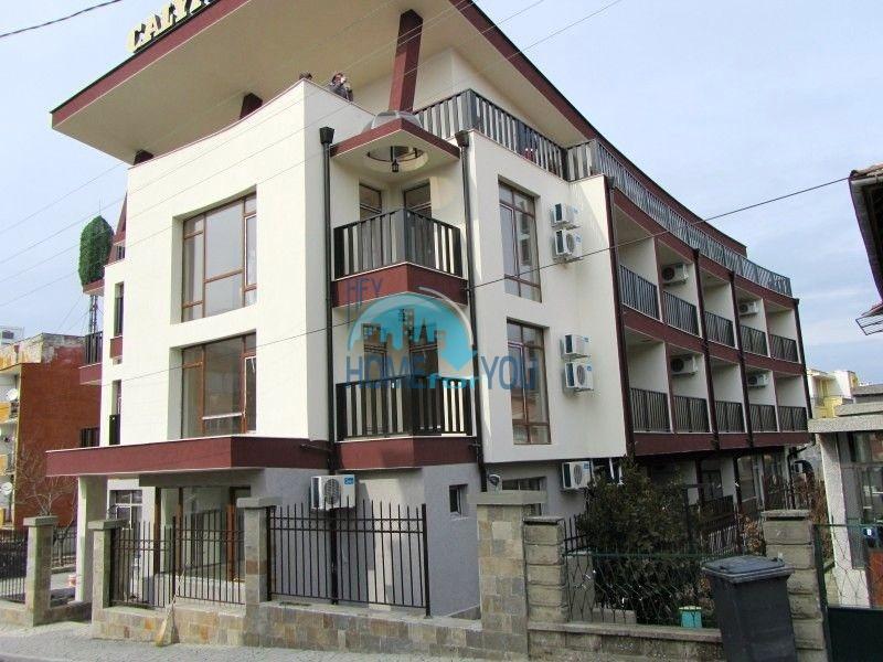 «Calypso/ Калипсо» - доступные цены на уютные апартаменты в уникальном и удобном комплексе, курорт Черноморец 8