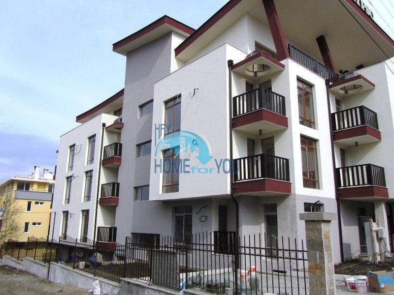 «Calypso/ Калипсо» - доступные цены на уютные апартаменты в уникальном и удобном комплексе, курорт Черноморец 9