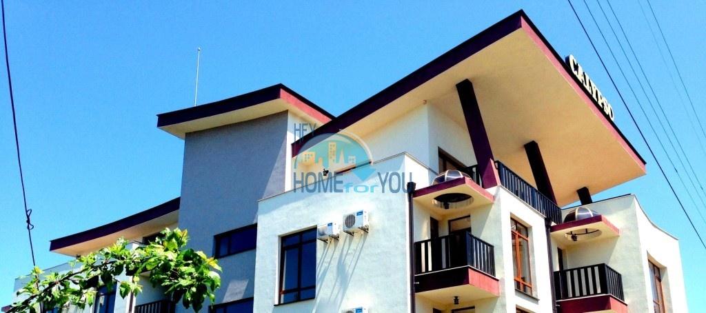 «Calypso/ Калипсо» - доступные цены на уютные апартаменты в уникальном и удобном комплексе, курорт Черноморец 18