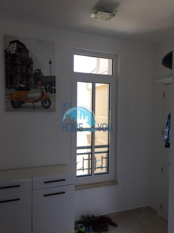 Элитная двухкомнатная квартира с видом на море в г.Черноморец 5