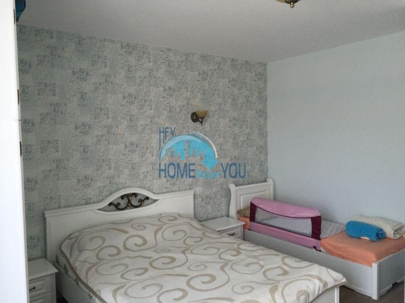 Элитная двухкомнатная квартира с видом на море в г.Черноморец 7