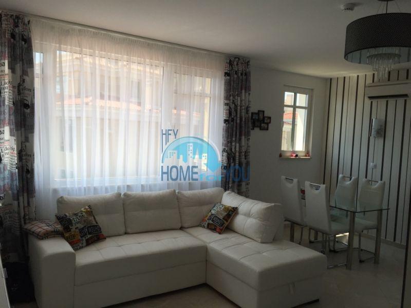 Элитная двухкомнатная квартира с видом на море в г.Черноморец 13