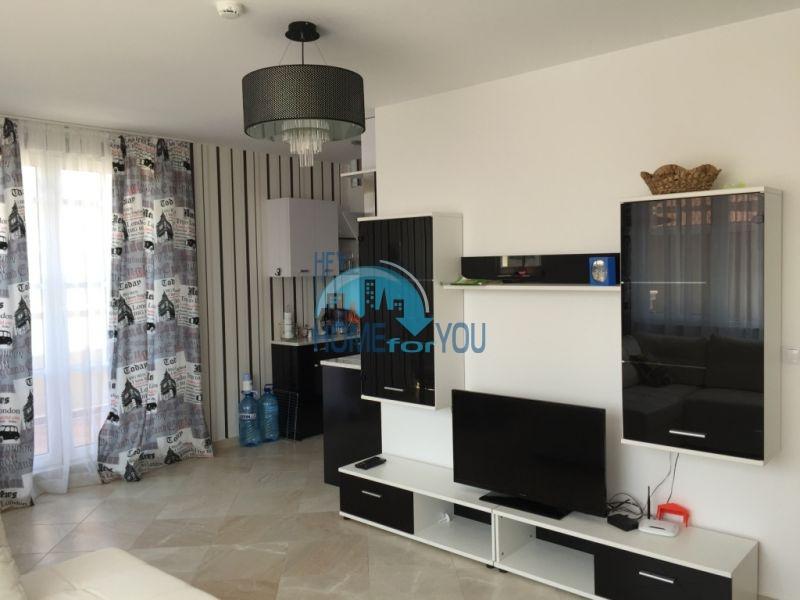 Элитная двухкомнатная квартира с видом на море в г.Черноморец 14