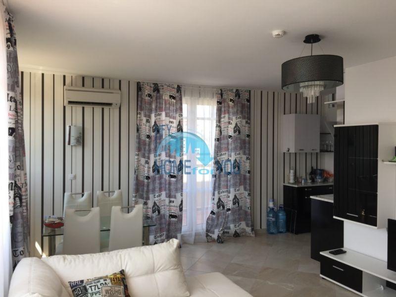 Элитная двухкомнатная квартира с видом на море в г.Черноморец 15