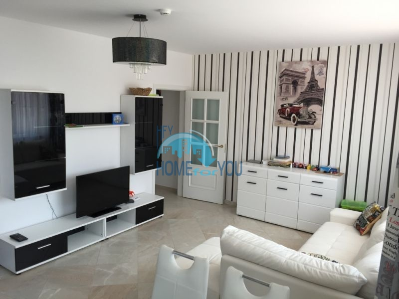 Элитная двухкомнатная квартира с видом на море в г.Черноморец 17