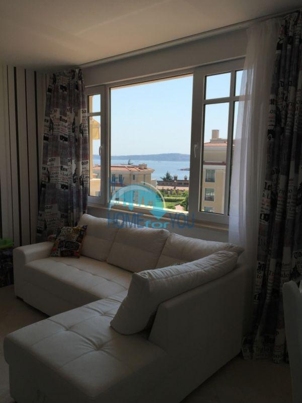 Элитная двухкомнатная квартира с видом на море в г.Черноморец 22