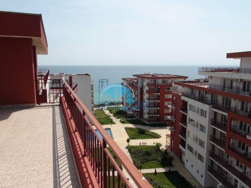 Квартира с видом на море на первой линии в Святом Власе 9