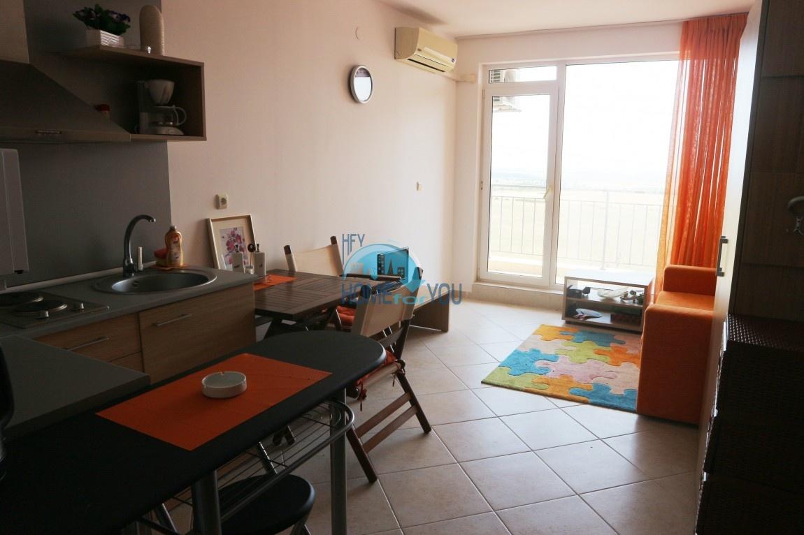 Дешевая, уютная студия в деревне Кошарица, Бургас