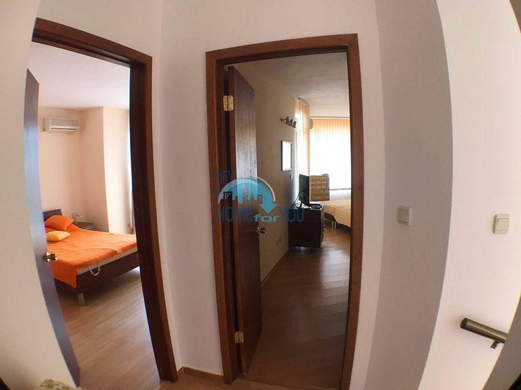 Таунхаус с тремя спальнями в хорошем комплексе в местности Кошарица 18