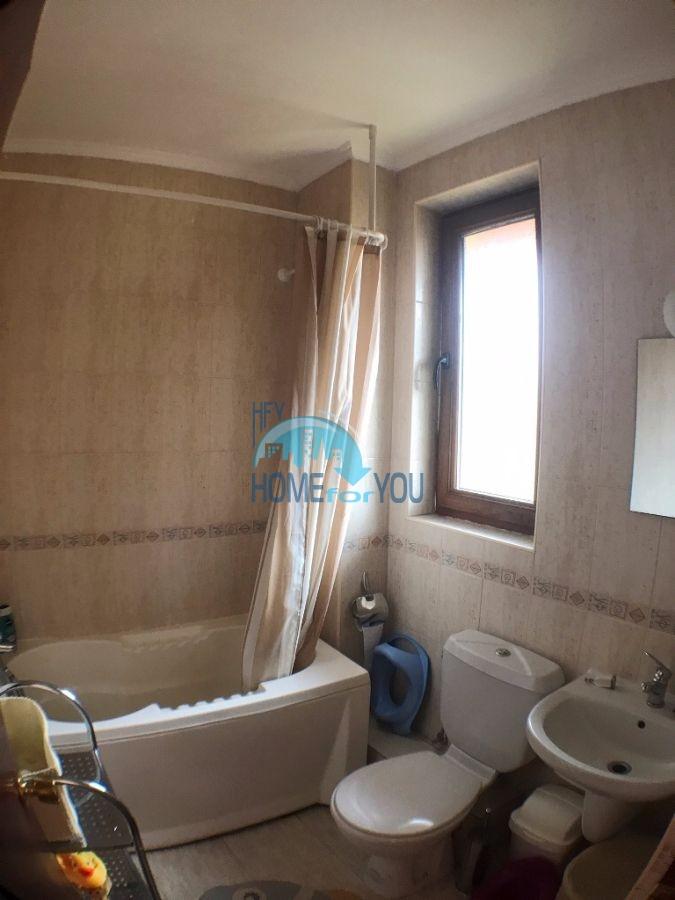 Таунхаус с тремя спальнями в хорошем комплексе в местности Кошарица 21