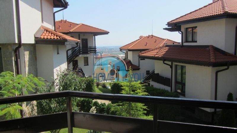 Квартира с видом на горы в комплексе в местности Кошарица  34
