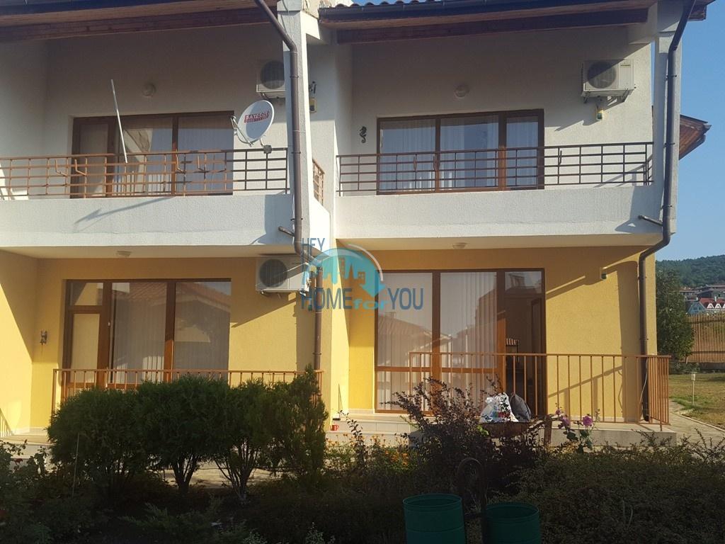 Недорогая двухкомнатная квартира в Кошарице около Солнечного берега